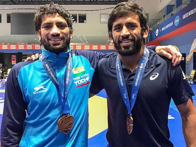 World Wrestling Championships: Bajrang Punia, Ravi Dahiya Win Bronze For India