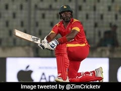 Retiring Hamilton Masakadza Leads Zimbabwe To Maiden Win Over Afghanistan