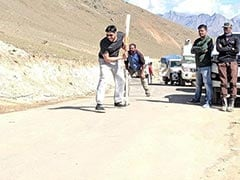Sidharth Malhotra, In Kargil For <I>Shershaah</I>, Injured After Bike Skids Off Road