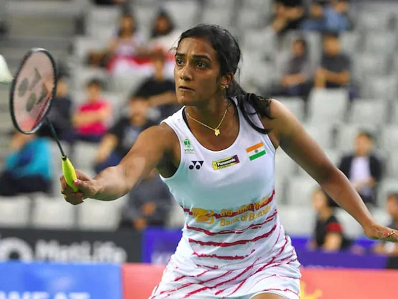 PV Sindhu Says Departure Of India