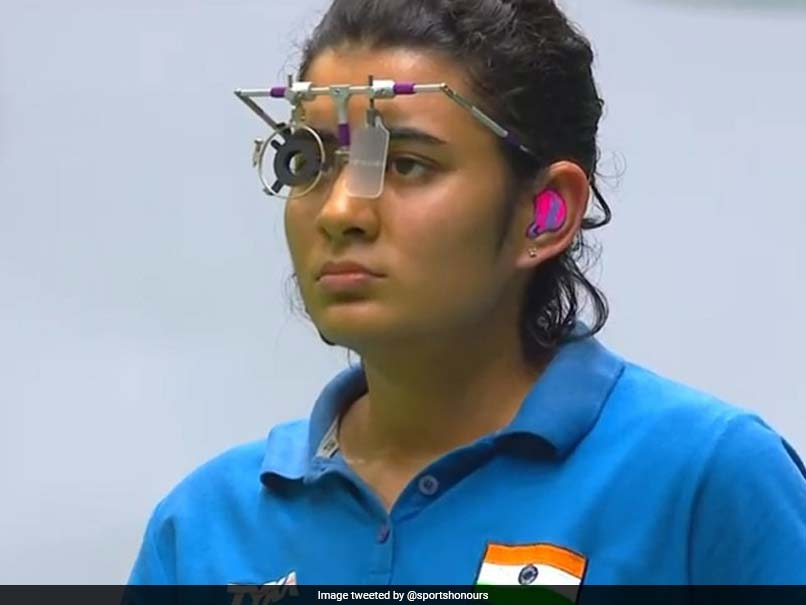 Yashaswini Deswal Wins Gold, Secures 9th Olympic Quota For India