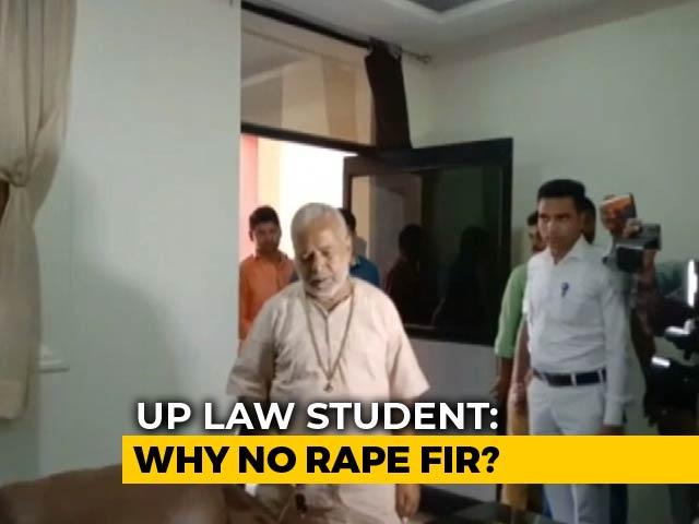 "Video : No Rape Case Against BJP's Chinmayanand, UP Cops Slam ""Media Trial"""