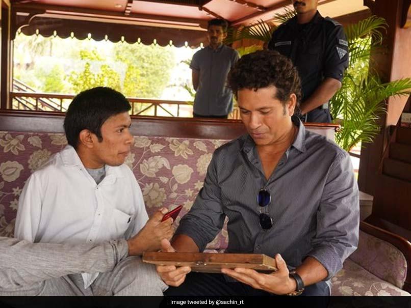 Sachin Tendulkar Wishes Everyone happy Onam