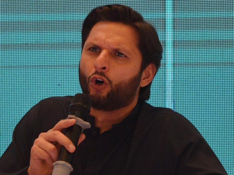 Shahid Afridi Accuses IPL Of Threatening Sri Lankan Players Against Touring Pakistan