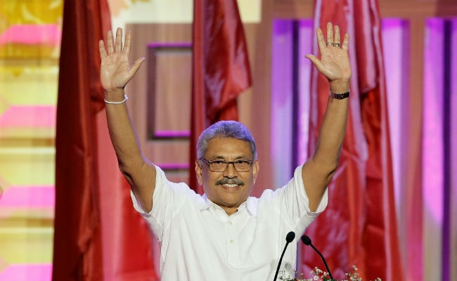 'Terminator' Rajapaksa Storms To Victory In Sri Lanka Presidential Election