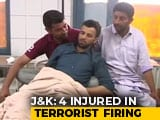 Video : 2-Year-Old Among 4 Injured In Firing By Terrorists In J&K's Sopore