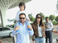 Saif Ali Khan And Kareena Kapoor Lost Their Way To Pataudi Palace, Locals Helped: Reports