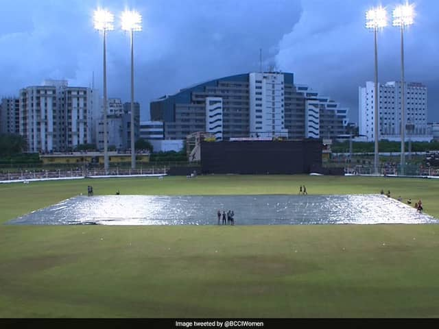 India Women vs South Africa Women: India vs South Africa Third T20I Washed Out