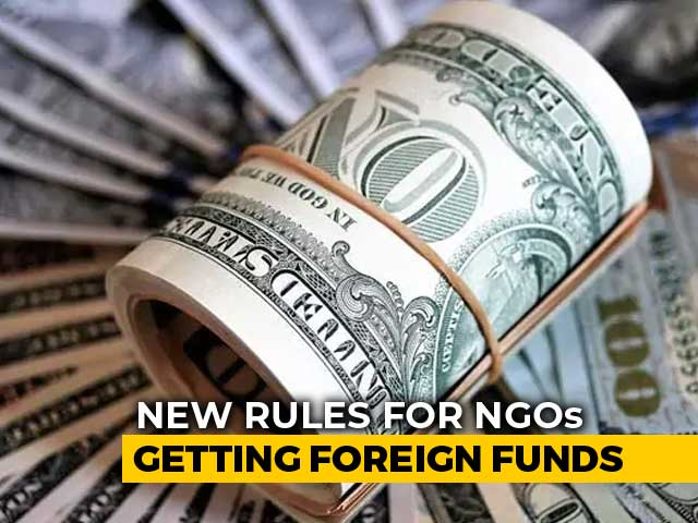 Video : Pledge On Conversions For All NGO Staff In New Rules For Foreign Funding