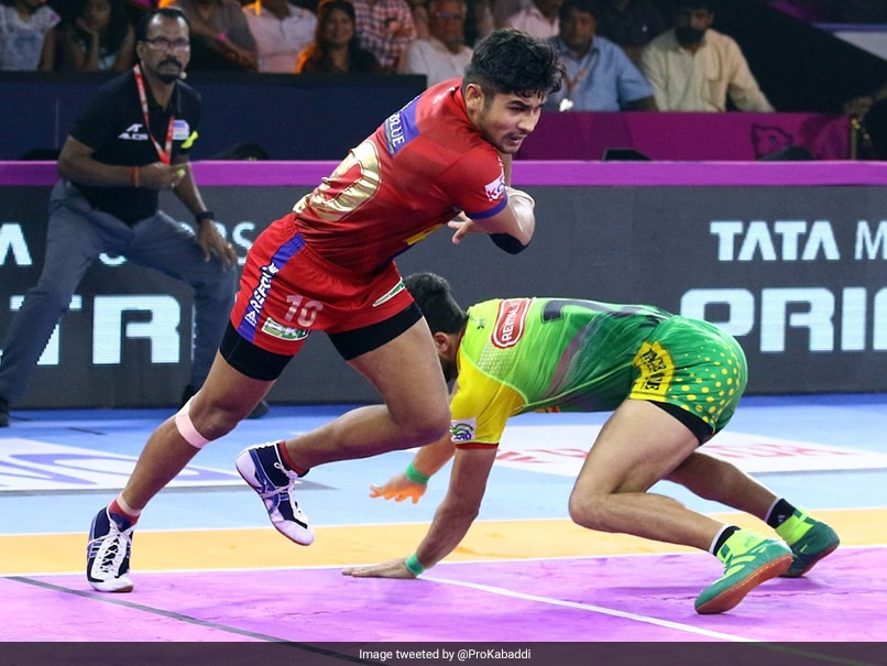 Pro Kabaddi: Dabang Delhi Climb To Top After Beating Patna Pirates