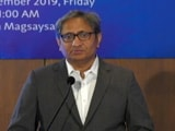 """Video: """"Media Today Not Interested Or Invested In Journalism"""": Ravish Kumar's Magsaysay Speech"""
