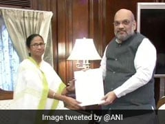 """""""Genuine Voters Left Out"""": Mamata Banerjee To Amit Shah On Assam NRC"""