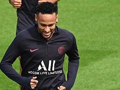 UEFA Champions League: Neymar