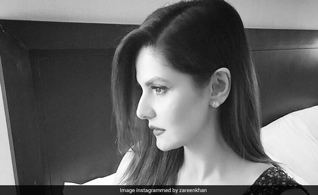 What Zareen Khan Told The Director Who Asked Her To 'Rehearse Kissing Scene' With Him