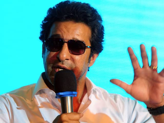 "Wasim Akram Says Pakistan Needs To Be ""Smacked On The Face"" For Ignoring Boxer"