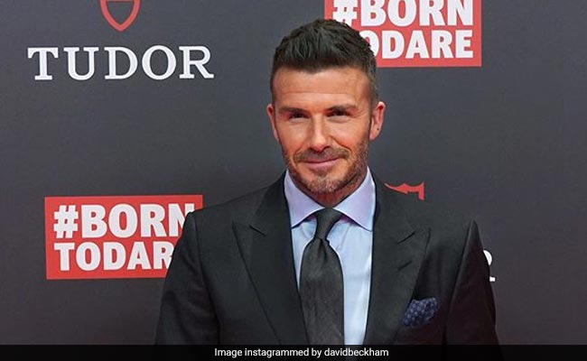 Indian-Origin Cop Suspended For 'Misusing' Work Computer. He Looked Up David Beckham