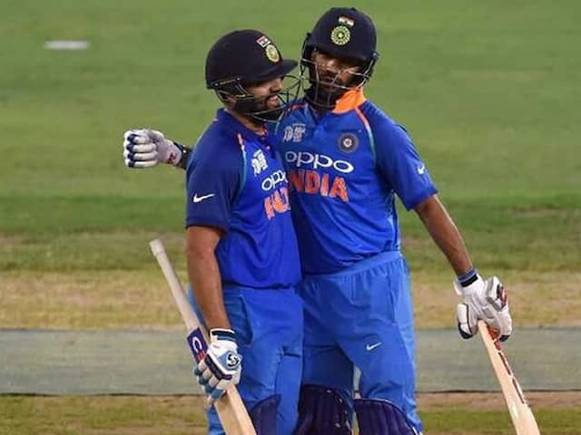"Shikhar Dhawan Introduces Rohit Sharma, Ravindra Jadeja As ""Loving And Caring Fathers"". Watch"