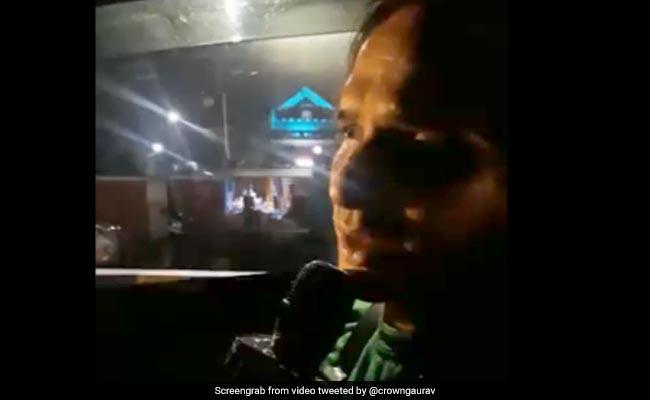 Lucknow Uber Driver Sings 'Nazar Ke Saamne'. Brilliant, Says Twitter