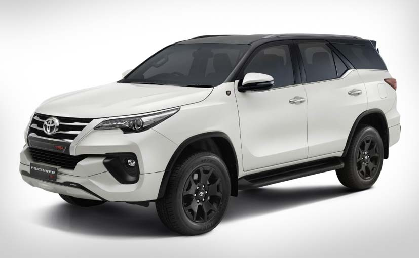 Bookings for the 2019 Toyota Fortuner TRD Celebratory Edition open today