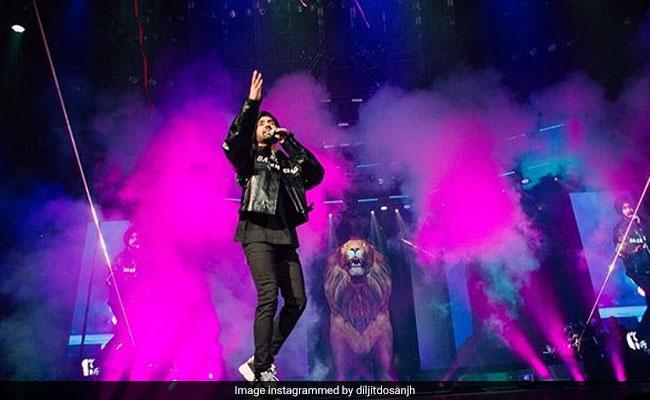 India Always': Diljit Dosanjh Postpones Concert After Film