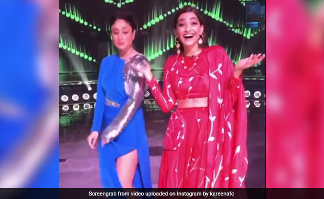 करीना कपूर खान ने 'तरीफां' सॉन्ग पर इस अंदाज में किया डांस, वायरल हुआ वीडियो