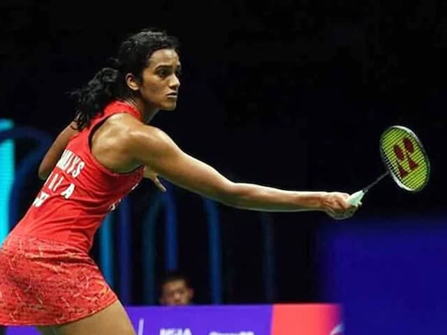 China Badminton Open: Thats How PV Sindu is out of china open surprisingly