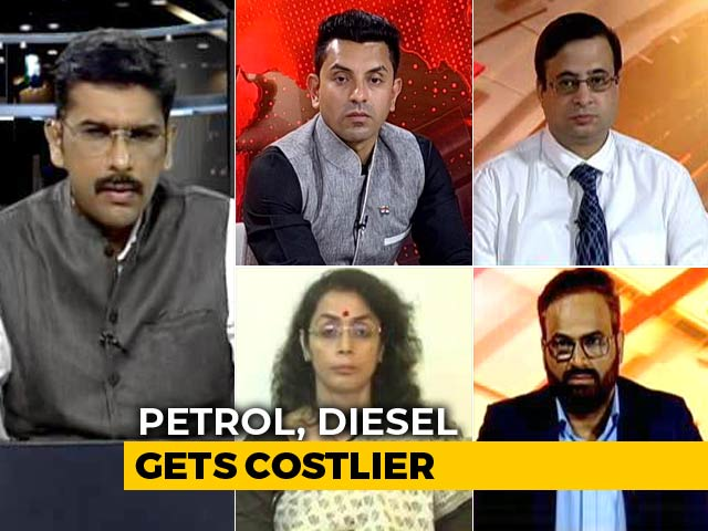 Video : Steep Hike In Fuel Prices: What's The Plan?