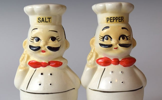 7 Cute Salt And Pepper Shakers That Your Kitchen Must Have