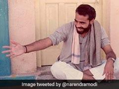 Narendra Modi birthday: பிறந்த நாளன்று இளம் வயது போட்டோக்களை வெளியிட்ட பிரதமர் மோடி!