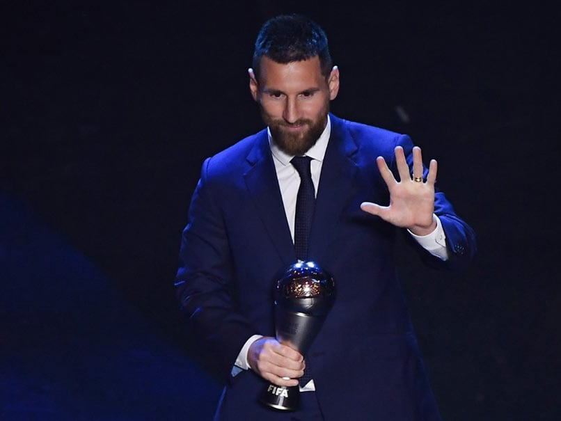 FIFA Best Player: Lionel Messi Wins Prestigious Award As Cristiano Ronaldo Snubs Event