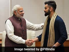 "Virat Kohli Thanks PM Modi For ""You Will Be Amazing Parents"" Tweet"