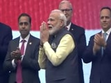 "Video : ""Howdy, Modi!"": PM's Rockstar Welcome In Houston"