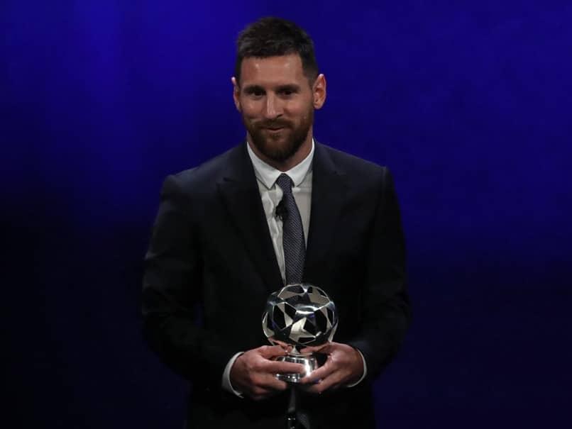 Virgil Van Dijk, Cristiano Ronaldo And Lionel Messi Shortlisted For FIFA Award