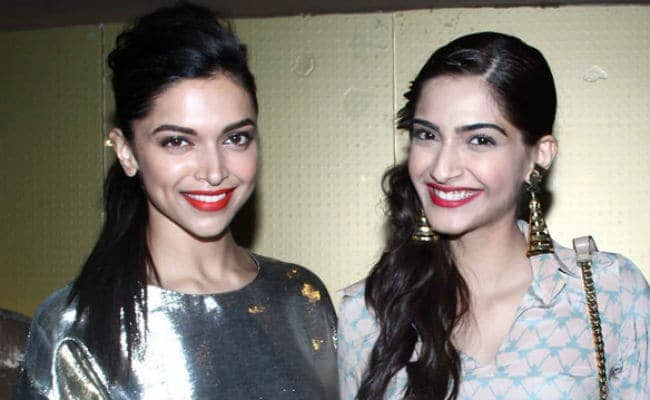 The Fashion Advice That Sonam Kapoor Would Give Deepika Padukone