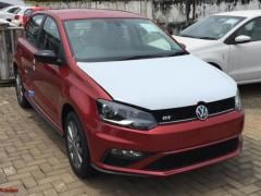 2019 Volkswagen Polo GT Facelift Spied Ahead Of Launch