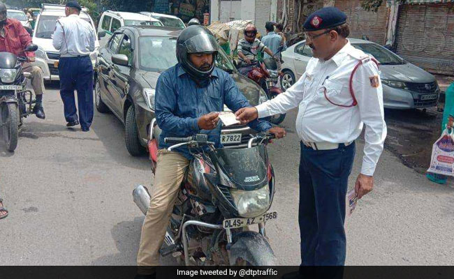 Gujarat To Karnataka, BJP States Lead Charge Against New Traffic Fines
