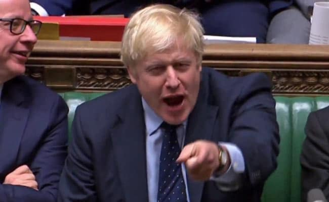 Britain May See Snap Polls As Boris Johnson Suffers Big Parliament Defeat