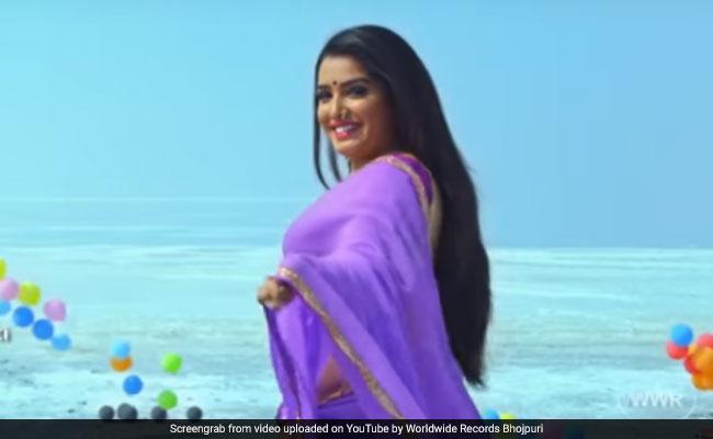 Bhojpuri Cinema: आम्रपाली दुबे ने नए अंदाज से YouTube पर मचाई धूम, डांस Video एक करोड़ के पार...