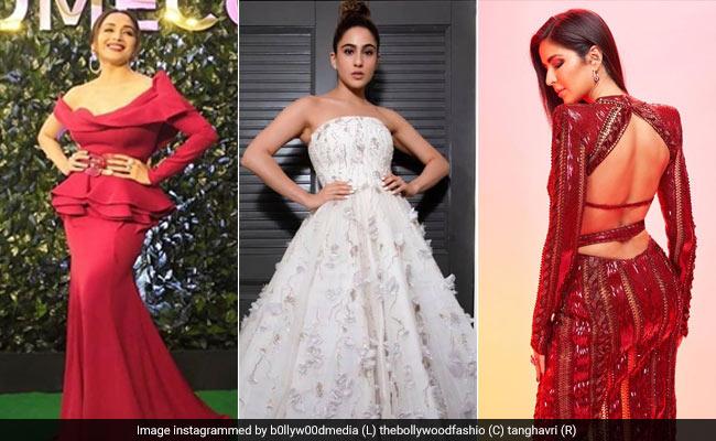 IIFA Awards 2019: रेड कार्पेट पर छाया आलिया, कटरीना और सारा का गाउन लुक, साड़ी में नज़र आईं एवरग्रीन रेखा