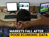 Video : Sensex, Nifty Fall Most In Nearly 2 Months On Growth Concerns