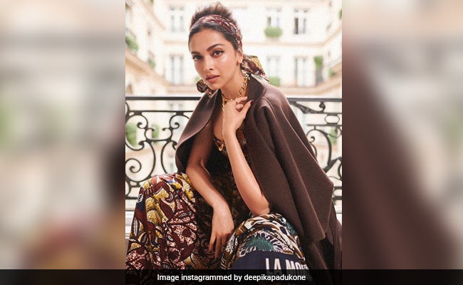 Paris Fashion Week 2019: Deepika Padukone Expresses Beauty In Dior Latest Cruise Collection