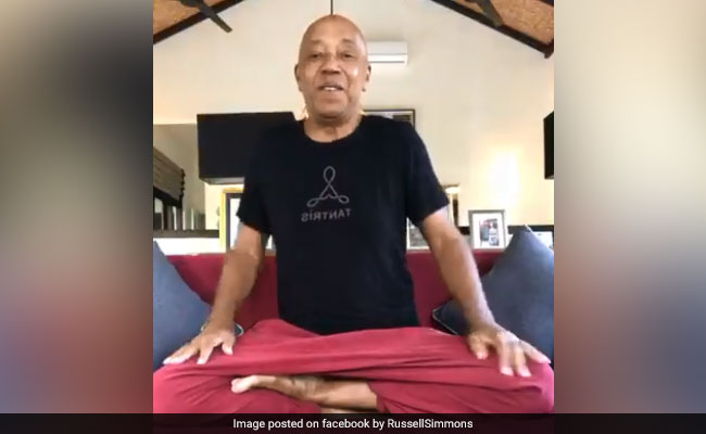 US Yoga Studio Bans Celeb Russell Simmons Amid #MeToo Accusations: Report
