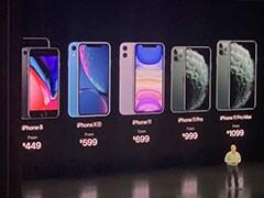 Apple ने उठाया नए आईफोन से पर्दा, लॉन्च किए iPhone 11, 11 Pro, 11 Pro Max