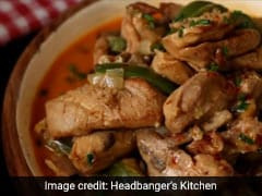 Watch: Make Keto-Friendly Chicken Stroganoff For A Comfort Meal (Video)