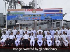 India, Singapore And Thailand Begin Maiden Trilateral Naval Drill