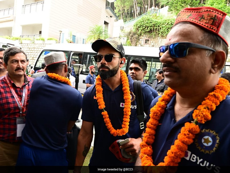 Indian Cricket Team Arrives In Dharamsala Ahead Of 1st T20I Against South Africa. See Pics