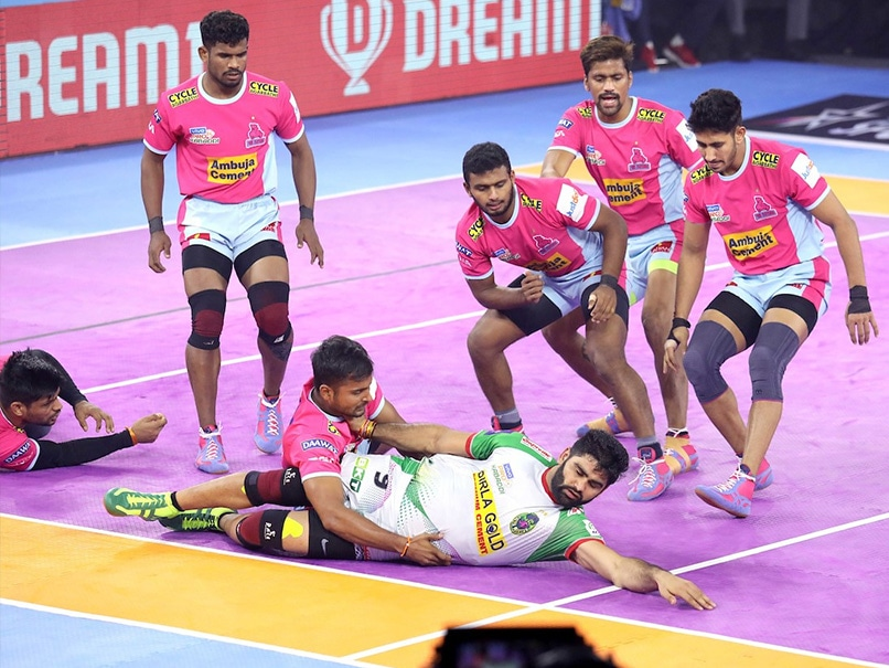PKL 7: Patna Beat Jaipur, Bengal Warriors Edge Past Bengaluru Bulls