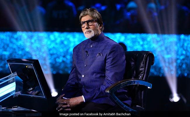 Amitabh Bachchan's Kaun Banega Crorepati 11: Rs 1 Crore Question Had A Takht, Karan Johar And Ranveer Singh Connection