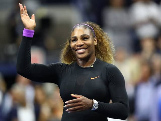 When Serena Williams first time met her husband ohanian watch video