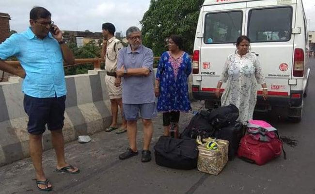 पटना जल जमाव के जांच के लिए समिति के गठन का मामला : सुशील मोदी ने नीतीश सरकार की लाज बचाई